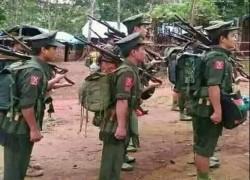 KIA uses artillery on Myanmar police in Jade-Mining Hub