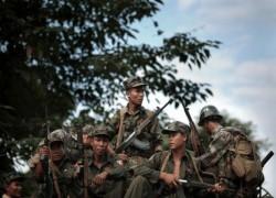 Ethnic armies rescue Myanmar's democratic forces