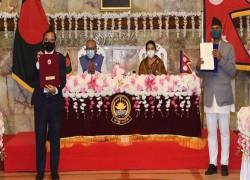 DHAKA, KATHMANDU SIGN 4 MOUS ON SIDELINES OF CELEBRATIONS