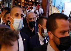 ISRAELIS VOTE ON NETANYAHU AGAIN, AFTER VACCINATION SUCCESS