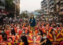 Inside the 'spring revolution' opposing Myanmar's military coup