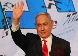 Netanyahu's future unclear as Israel election threatens deadlock