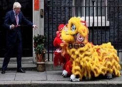Boris Johnson's 'Global Britain' tilts toward Asia