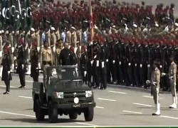 LIVE: MILITARY MIGHT ON DISPLAY IN PAKISTAN DAY PARADE