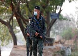 Myanmar's neighbors try to keep out people fleeing junta rule
