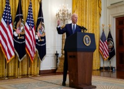 BIDEN 'CAN'T PICTURE' US TROOPS IN AFGHANISTAN NEXT YEAR