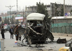Sticky bombs latest weapon in Afghanistan's arsenal of war