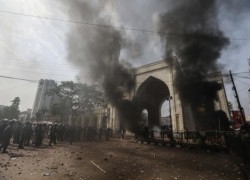 Four killed in Bangladesh during protests against Modi visit