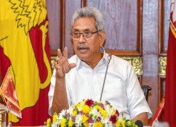 Will not allow other countries to push for 'separatism in the guise of power devolution', says Gotabaya Rajapaksa