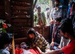 মিয়ানমারে সেনা অভিযানে এ পর্যন্ত নিহত ৫০০ ছাড়াল