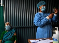 Nepal to restart Covid-19 vaccinations after China donates shots