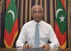 Maldives Police Service Act was most important upgrade in policing history: pres.