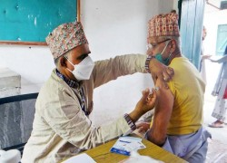 Nepal becomes first country in Asia Pacific to vaccinate refugees against COVID-19