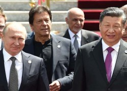 How can Pakistan, Russia and China jointly stabilise West Asia?