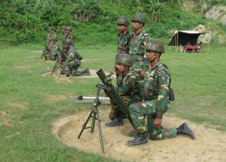 India, Bhutan, Sri Lanka & Bangladesh to hold joint military exercise