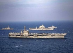 INDIA TO TAKE PART IN FRANCE-LED NAVAL EXERCISE