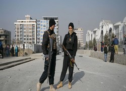 আফগানিস্তানে গুলি করে নারী পুলিশ কর্মকর্তাকে হত্যা