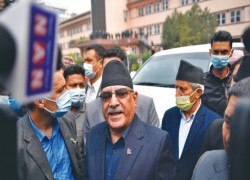 A setback for Dahal as court rejects his review petition