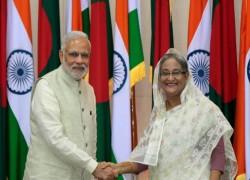 Bangladesh teen held for 'offensive video' mocking Hasina, Modi