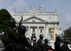 Sri Lanka steps up security for Easter services