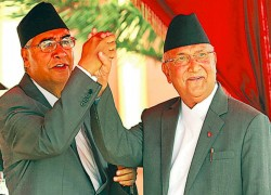 Political course unclear despite Nepali Congress decision to unseat Oli