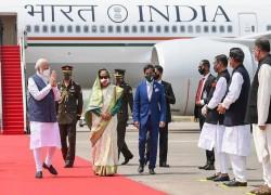 Indian premier visits Bangladesh to counter China