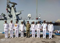 Pakistan, Iran navies cooperating on maritime peace, security