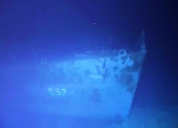 US navy ship sunk nearly 80 years ago reached in world's deepest shipwreck dive