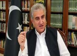 RUSSIAN FM'S VISIT 'CRUCIAL' FOR MUTUAL TIES, AFGHAN PEACE, SAYS QURESHI