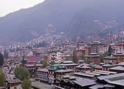Thimphu Structural Plan being reviewed after 18 years
