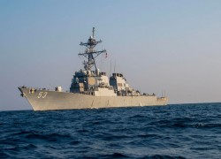 US destroyer carries out FONOP in Indian EEZ