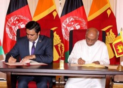 Sri Lanka and Afghanistan to establish political consultation mechanism