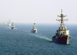 Pakistan says naval drill with Iran was 'unplanned'