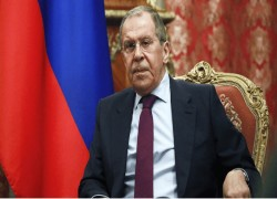 Lavrov's trip: A major event for India and Pakistan
