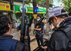 Myanmar's ethnic armed organizations could restart fight