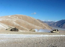Indian Army strengthens mountain strike corps looking after China border