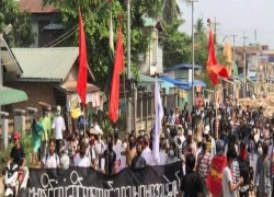 Myanmar Regime's troops kill more than 20 in friday assault