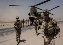আফগানিস্তানে চতুর্মুখী চাপে যুক্তরাষ্ট্র