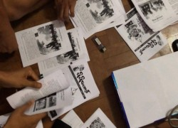 Myanmar's Gen Z protesters defy internet curbs with underground newsletters
