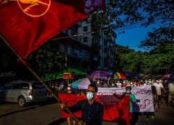 More bloodshed in Myanmar as crackdown on coup protests continues