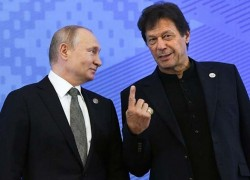 Putin offers 'blank cheque' to Pakistan