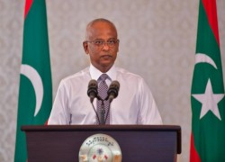 Have and will never sign off on losing the Maldives' sovereignty: Pres. Solih