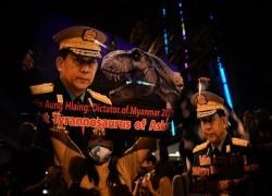 Bloodshed won't end if world recognizes Myanmar's junta