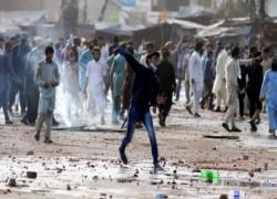 সহিংস বিক্ষোভের জেরে টিএলপিকে নিষিদ্ধ করছে পাকিস্তান