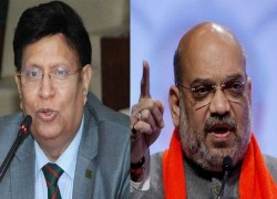 Amit Shah's knowledge on Bangladesh is limited: Foreign minister