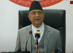 In his address to nation, Oli counts, once again, his government's achievements  https://tkpo.st/3dfhYvi
