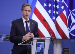 Top US envoy Blinken in Afghanistan for troop withdrawal talks