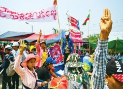 Coup puts Myanmar's crippling military capitalism in the spotlight
