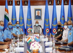 Top IAF commanders begin 3-day conference, review India's security challenges