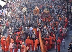 ভারতে কুম্ভমেলায় ৫ দিনে ১৭০০ জনের করোনা শনাক্ত